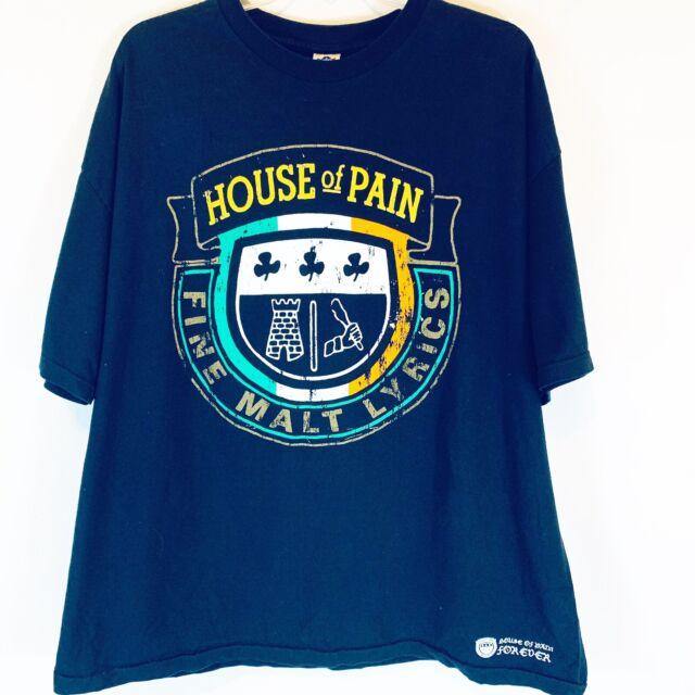 Aparentemente Finito Arado  House of Pain Fine Malt Lyrics Everlast Jump Around T Shirt Custom ...