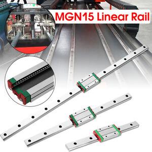 15mm-MGN15H-CNC-Miniature-Linear-Rail-Sliding-Motion-Guide-amp-Block