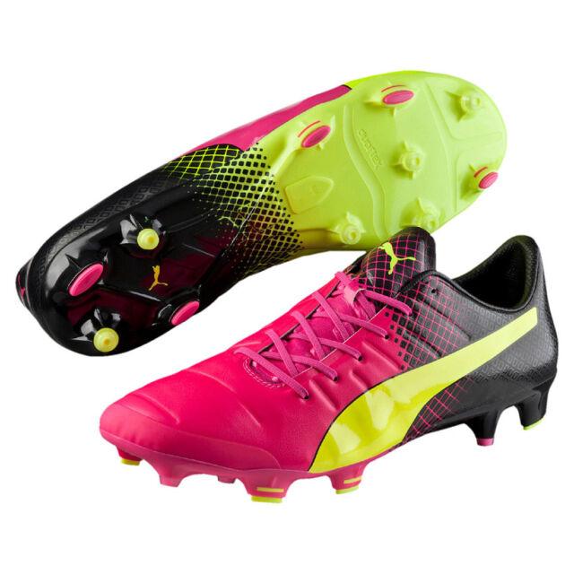 75854f01d1d0 PUMA evoPOWER 1.3 FG Soccer Mens Firm Ground Football BOOTS Cleats ...