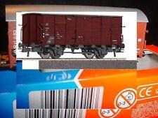 ROCO 47270 ged. Güterwagen 112 9 769-7 DB  Auf Wunsch Achstausch gratis NEU&OVP