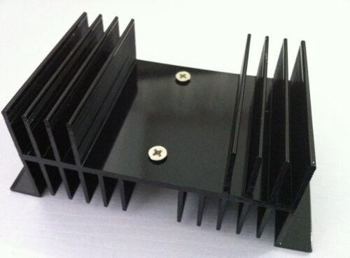 5pcs Dissipateur de chaleur pour Solid State Relais SSR jusqu/'à 60 A