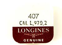 Longines Cal. L.970.2 Clutch Wheel Watch Part 407
