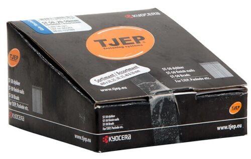 TJEP ST-50 Stahlbrads Sortiment