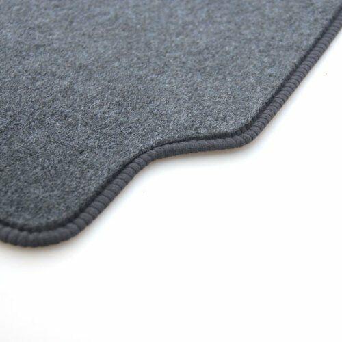 TT Roadster Mk1 99-06 Perfect Fit Grey Carpet Car Floor Mats Set for Audi TT