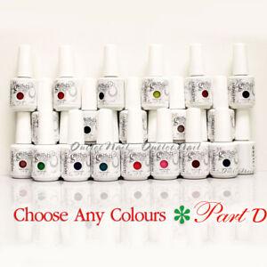 GELISH-HARMONY-PART-D-Soak-Off-Gel-Nail-Polish-Set-UV-Nail-Pick-ANY-Color