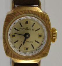 PALLAS 17 Jewels Damenuhr / Handaufzug