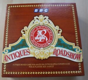 BBC-Antiques-Roadshow-Board-Game-1988-Complete