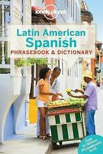 Phrasebook: LATIN AMERICAN SPANISH PHRASEBOOK 8 by Lonely Planet Staff and Roberto Esposto (2017, Paperback)