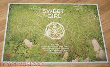 B1A4 Sweet Girl 6TH MINI ALBUM BOY Ver. CD + PHOTOCARD SEALED
