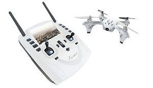AM-X-FOUR-FPV-Drohne-Quadrocopter-mit-Livebild-an-Fernsteuerung-NEU-25182