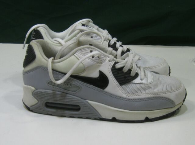 Size 7.5 - Nike Air Max 90 Essential White - 616730-111 for sale ...