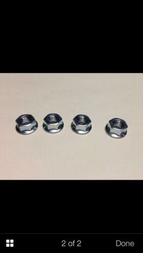 Yamaha Yz 80 Yz80 Yz 85 Yz85 Cylinder Head Nuts  4 Headnuts Headnut Nut
