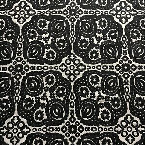 Christian-Lacroix-Designers-Guild-Fabric-PASEO-CANETILLE-2-9m-Black-Embroidered