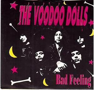 """THE VOODOO DOLLS / Bad Feeling (7"""") - Biebesheim, Deutschland - THE VOODOO DOLLS / Bad Feeling (7"""") - Biebesheim, Deutschland"""