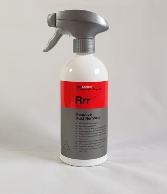 Koch Chemie Reactive Rust Remover Rrr 500 ml Flugrostentferner Felgenreiniger