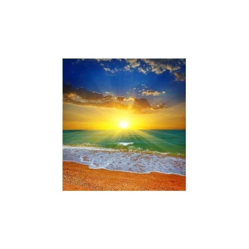 Plakat Plakat Liegend Sonnen- Am Strand Strand Strand 12025816 f820e9