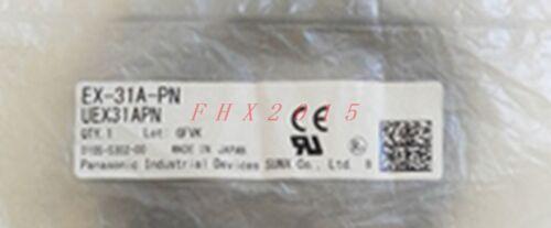 ONE NEW Panasonic SUNX Fiber Optic Sensor EX-31A-PN EX31APN