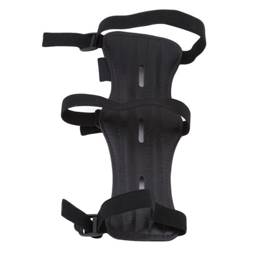 Archery Armguard Strap Arm Guard Protector Shooting Compound Bow Accessories LT