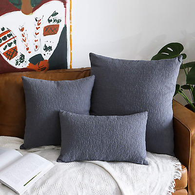 Kevin Textile Throw Pillow Covers Velvet Accent Pillows Cover Cushion For Ebay