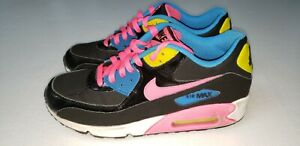 Nike Air Max Command Youth Gs Schuhe Schwarz Pink Air Max 90