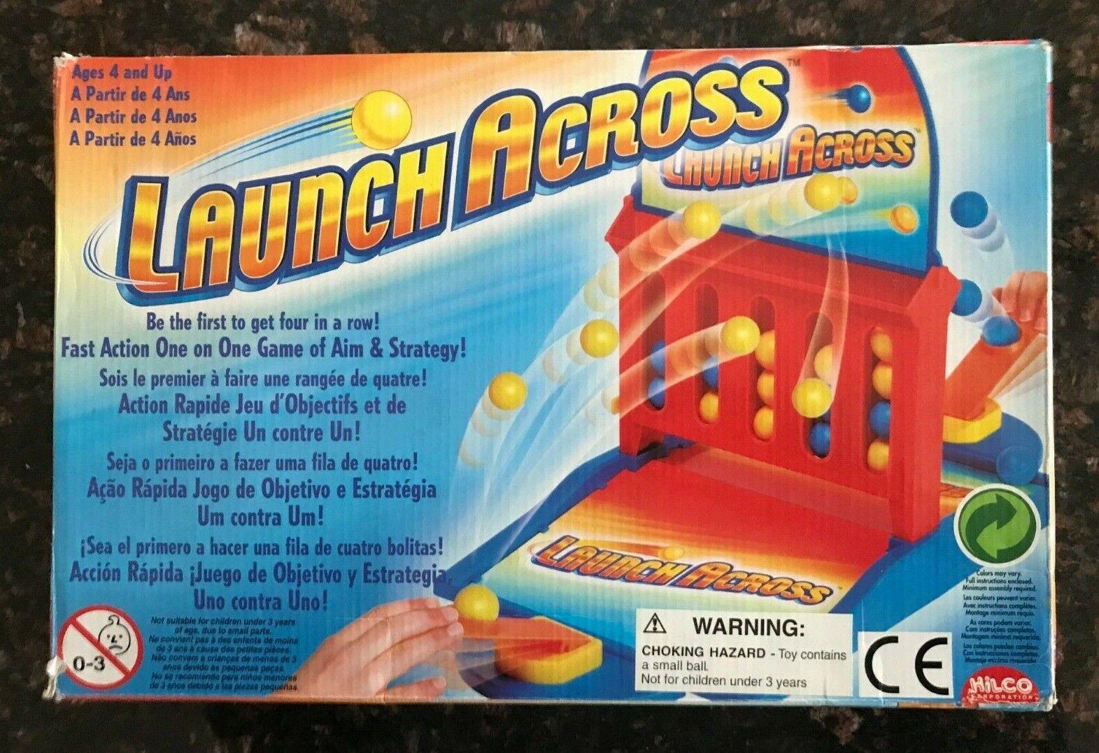 Hilco 2004 2004 2004 Launch Across Game VERY RARE beb20f