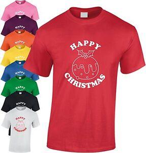 Happy-Noel-Enfants-T-Shirt-pour-Enfant-Cool-Noel-Secret-T-Shirt-Humour-Cadeau