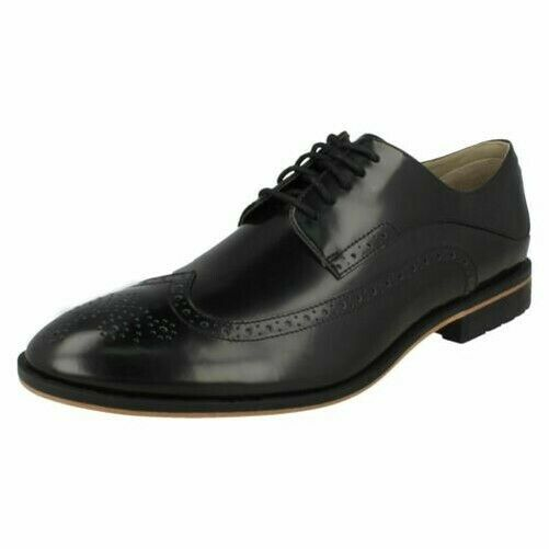 Herren Clarks Smart Brogue Gatley Limit