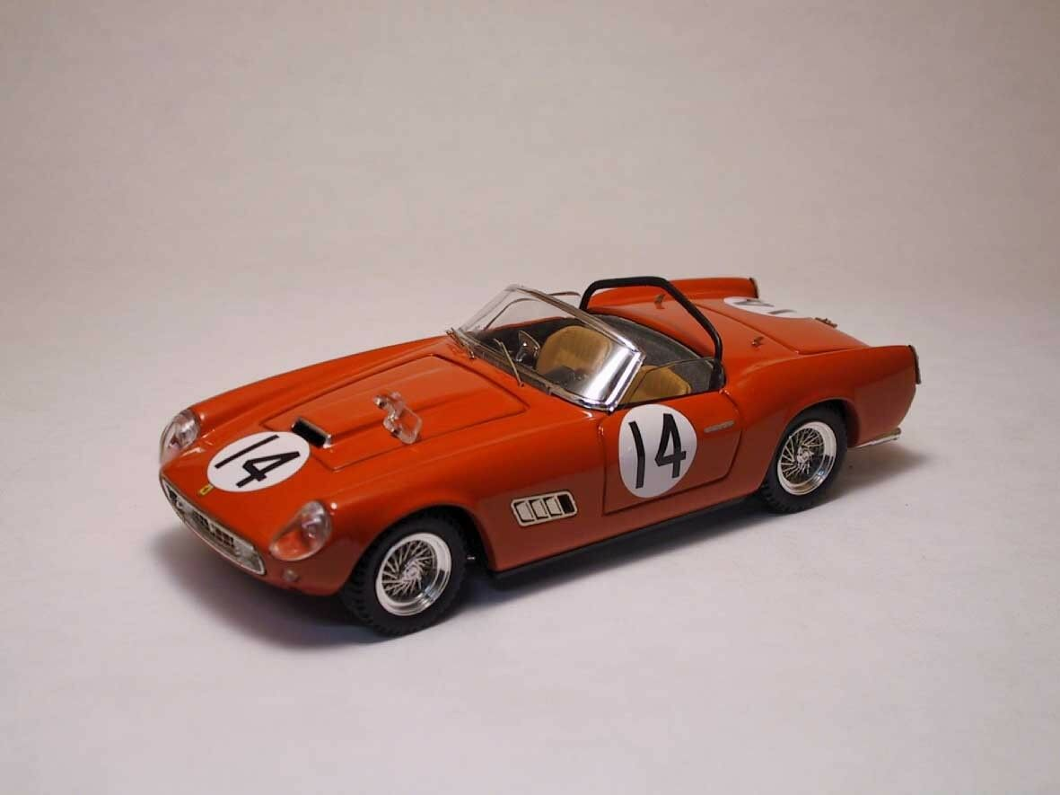 Ferrari 250 California 1960  14 1 43 Model 0089 ART-MODEL