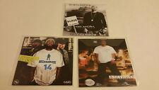 Shyheim & DJ Des 'Buimme' vol. 4, 9, and 14 -  3 Mixtapes CDs rare Wu-Tang NYC