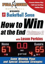 How To Win At The End: Vol.2 Lason Perkins Better Basketball Coaching DVDs