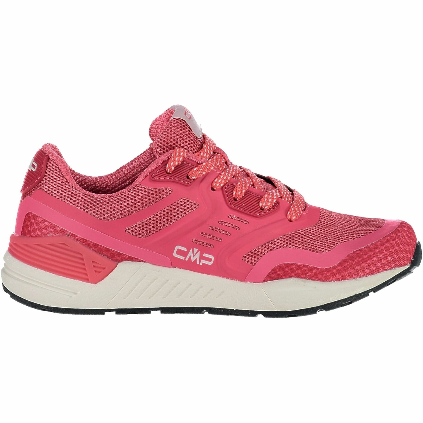 CMP Sneakers Sports  shoes Kuma Mesh WMN Lifestyle shoes Red Plain All Mesh  factory outlet online discount sale