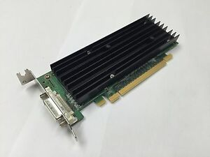 Nvidia-Quadro-NVS-290-Dual-Display-256MB-PCI-e-x1-Graphics-Card-VGA-DMS-59