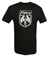Tshirt -pontiac Fiero Wings Racing Retro