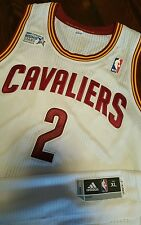 Kyrie Irving 2012 Rising Stars Cleveland Cavaliers Cavs Authentic Pro Cut Jersey