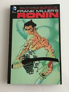 Ronin-TPB-by-Frank-Miller-DC-Comics-BRAND-NEW-OUT-OF-PRINT