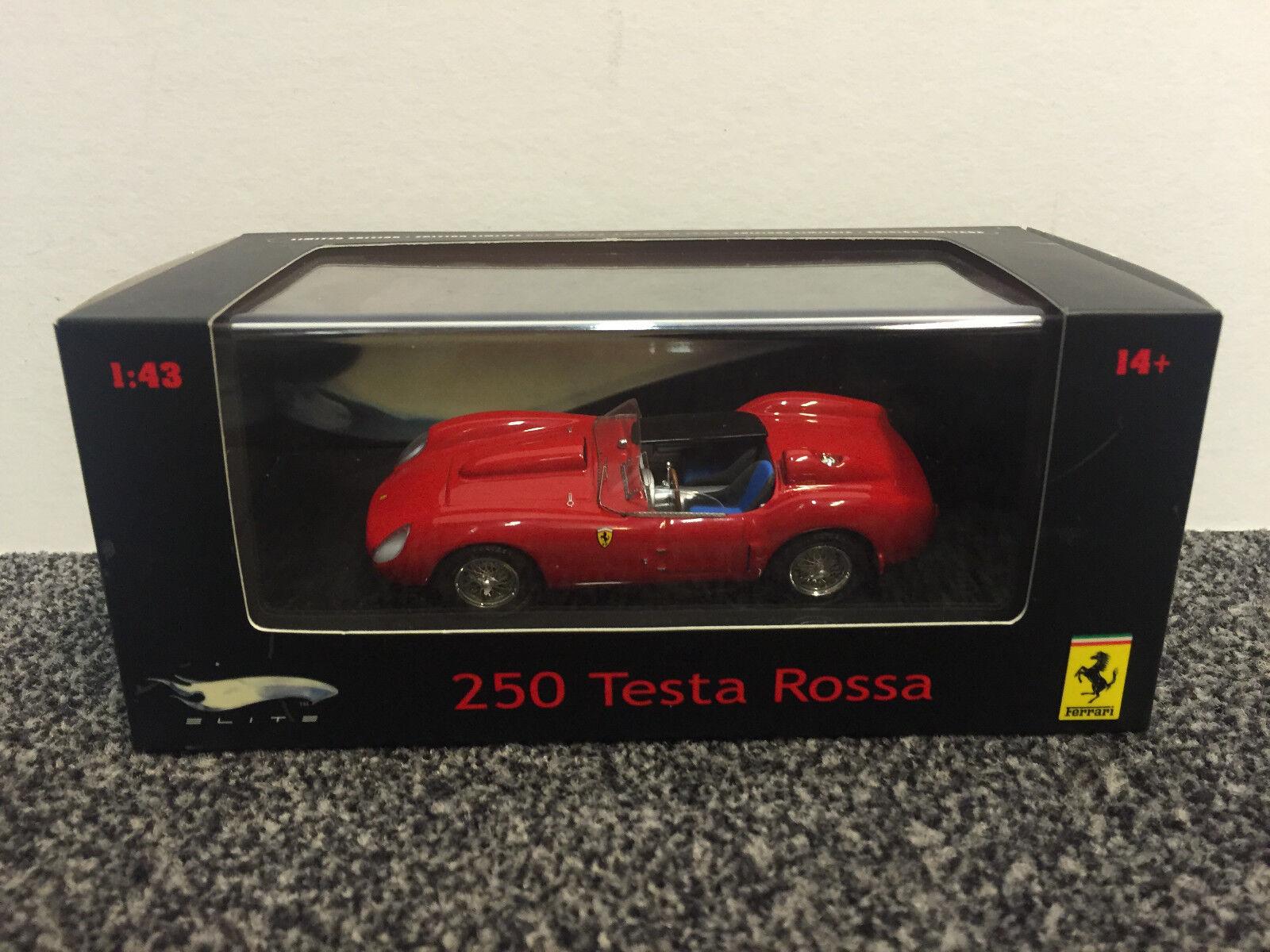 Ferrari 250 Testa Rossa 1 43 Hot Wheels