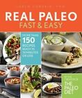 The Real Paleo Diet Fast & Easy by Loren Cordain (Paperback, 2016)