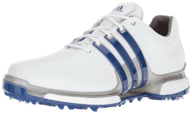 Mens Golf Shoes Adidas Tour 360 Boost Medium 10 5 Gray F33253 For Sale Online Ebay