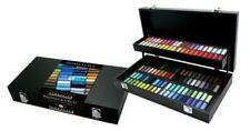 Sennelier Soft Pastels - Professional Artists Pastels - 120 Black Wooden Box