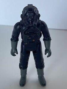 🔥 1982 Kenner Star Wars Vintage ESB  - IMPERIAL TIE FIGHTER PILOT Action Figure