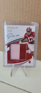 2021 Immaculate Collegiate Jaylen Waddle RPA /99 Auto RC Alabama Miami DOLPHINS