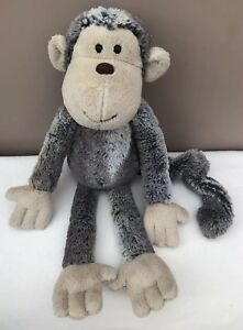 Jellycat-Medium-Mattie-Monkey-Comforter-Soother-Brown-Soft-Toy-Rare-Retired