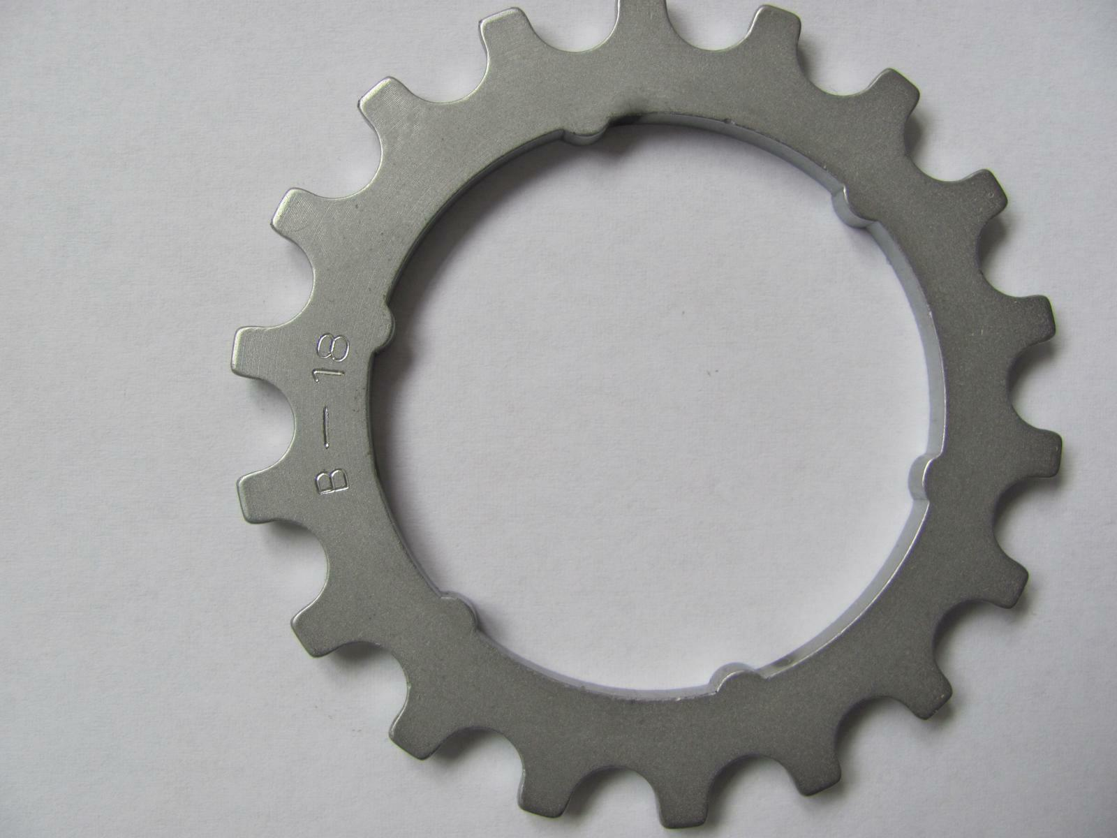 Vintage Campagnolo Record Cogs Alloy steel  freewheel NOS  50th Spacer LOT  authentic