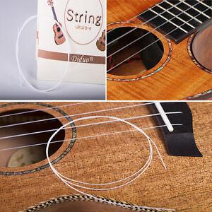 Cordes-en-Ukulele-de-Guitare-Acoustique-en-Nylon-de-Haute-Qualite-Universel-Mode
