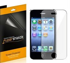 6X Anti Glare Matte LCD Screen Protector Cover for iPhone 3G S 3GS