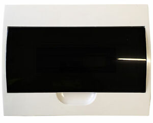 Distribution Boxes Plastic DIN Recessed