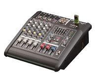 2000 Watt 4 Channel Professional Powered Mixer power mixing Amplifier Amp BM-224
