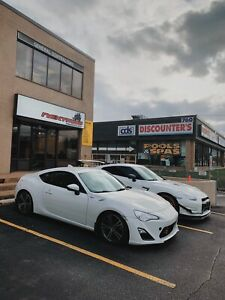 Scion FR-S 2016 | Optional Performance Mods & Turbo Kit Package