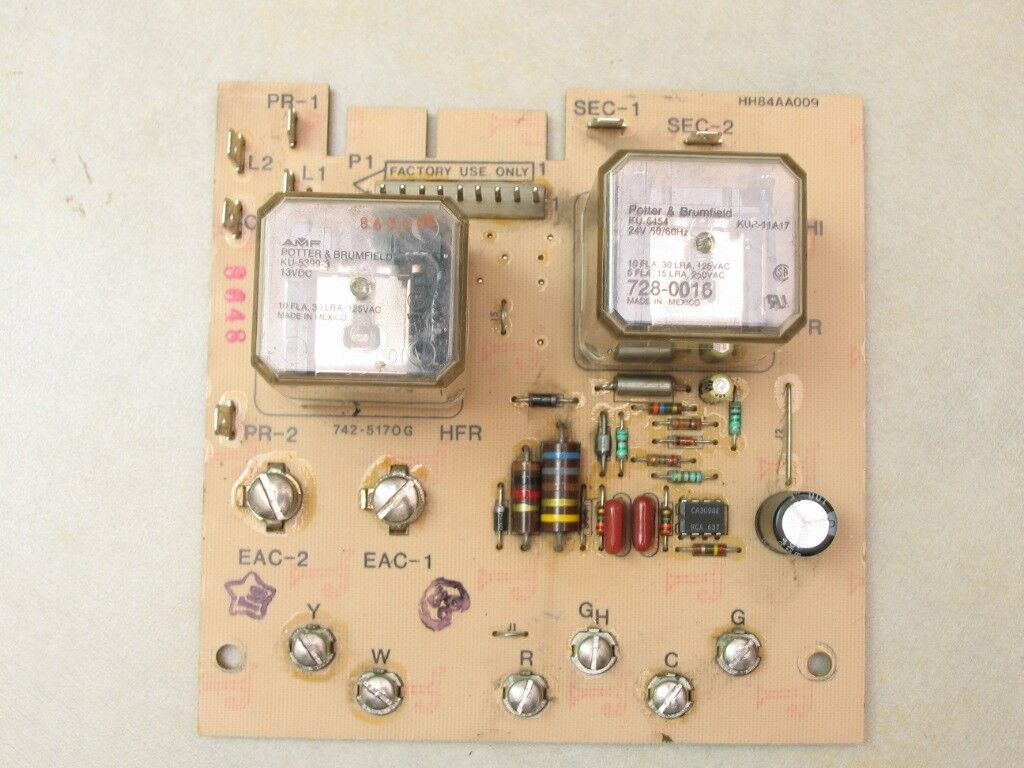 Carrier Bryant Hh84aa009 Hvac Furnace Control Circuit Board Ebay Payne We Can Norton Secured Powered By Verisign