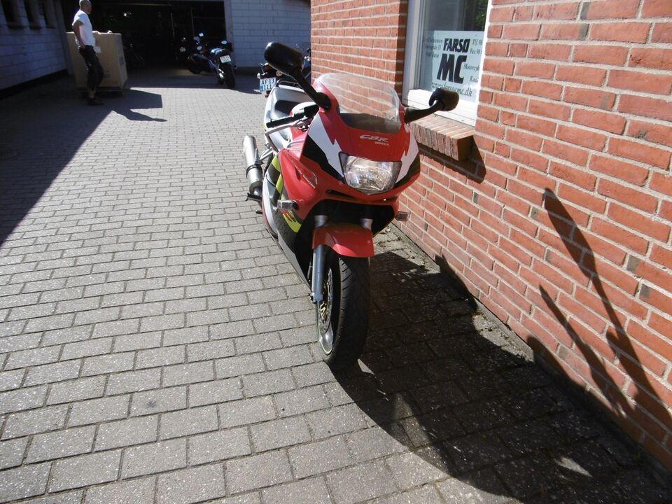 Honda, cbr600f3, ccm 600
